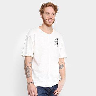 Camiseta Triton Linho Estampada Masculina c6a32b543b2f5