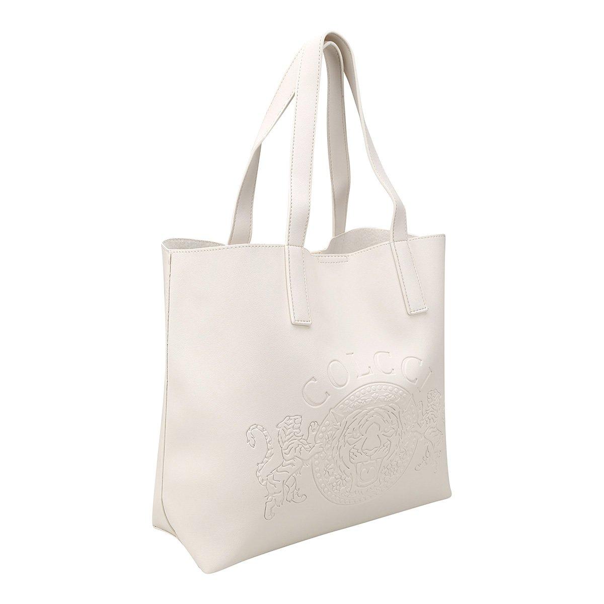 8faf389e45 Bolsa Colcci Shopper Brasão Feminina | Livelo -Sua Vida com Mais Recompensas