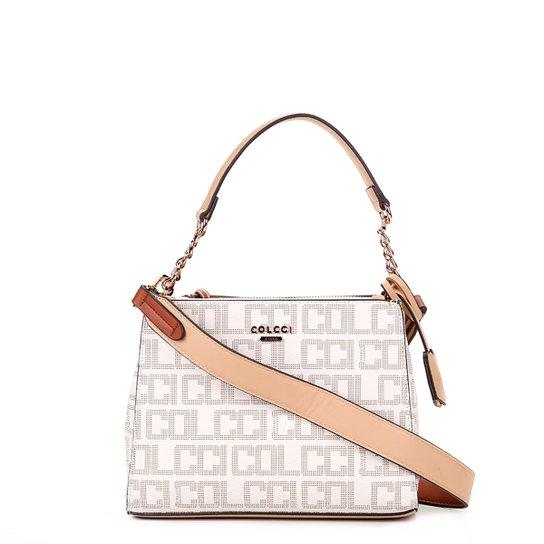d1b94e857 Bolsa Colcci Handbag Alça Logo Feminina - Compre Agora | Zattini