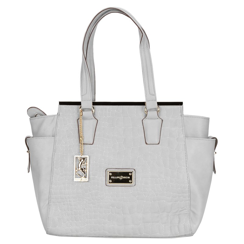 Bolsa Jorge Alex Satchel Bolso Frontal : Bolsa fellipe krein bolso frontal off white