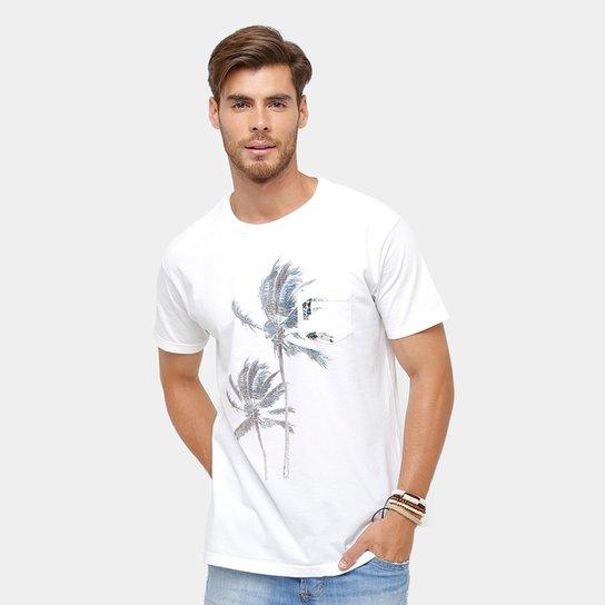 6eb467e605c78 Camiseta Foxton Coqueiro Masculino - Compre Agora