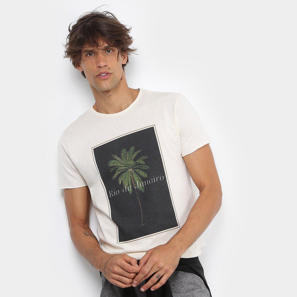 c11b09110 Camiseta Foxton Estampa Masculina