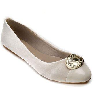 20e850b75 Sapatilhas Angela Shoes Feminino Off White - Calçados | Zattini