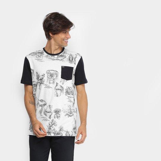 Camiseta MCD Especial Toile Bizarre Masculina - Off White - Compre ... 249e351467a