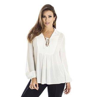c5ccb346b Camisas Ana Hickmann - Roupas | Zattini