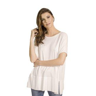 358ed3272 Blusas Alphorria Feminino Off White - Roupas | Zattini
