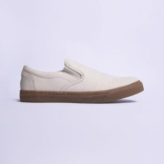 feb976dfb9 Slip On Couro Vk By Vk Off Masculino
