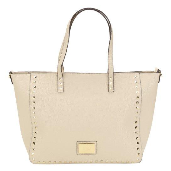64321af55 Bolsa Santa Lolla Shopper Tachas - Compre Agora   Zattini