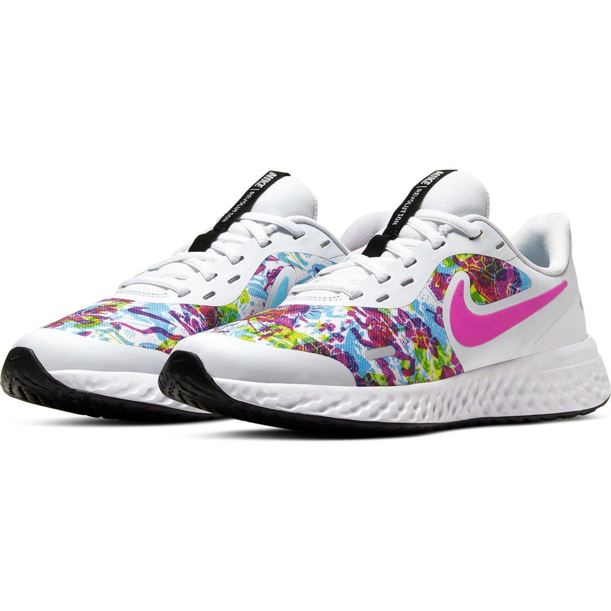 Tênis Infantil Nike Revolution 5 Fable Feminino