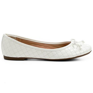 23577cdebe Sapatilha Shoestock Matelassê Feminina