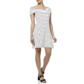 c573c1e20 Vestido Curto Feminino Off white