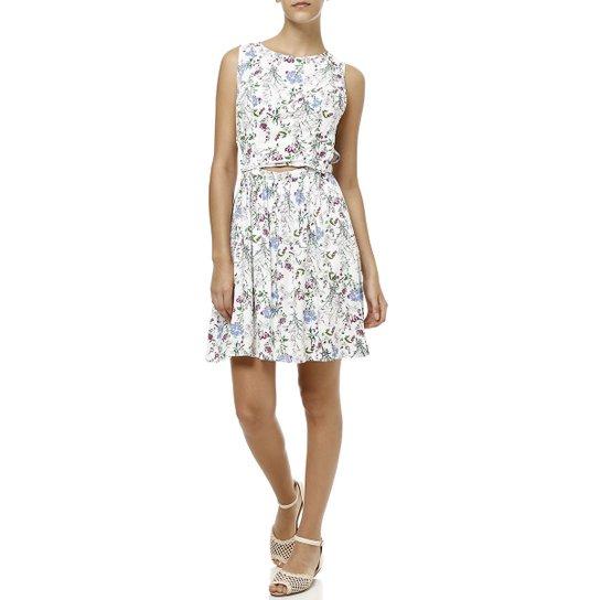d73e8ed677 Vestido Curto Feminino Laranja - Compre Agora