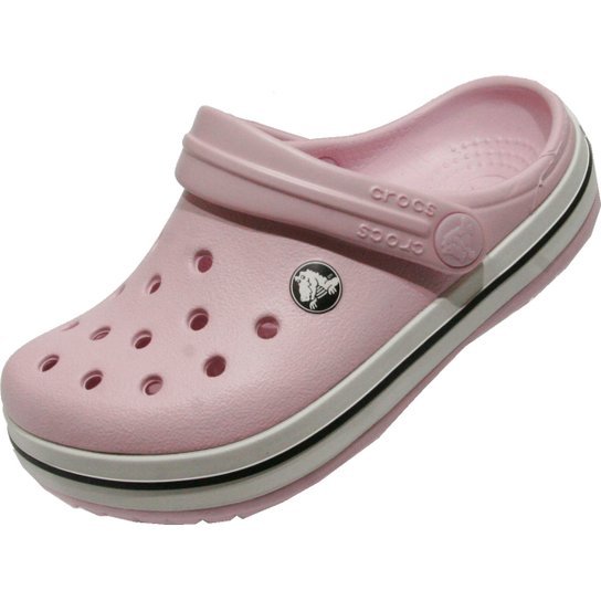 bc9eac13d7f5c Sandalia Inf Crocs Crocband - Compre Agora
