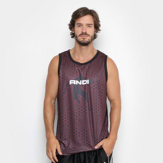 Camiseta Regata And1 Hive Masculina - Compre Agora  7d808f01b2b