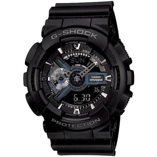 c6d3f3c4790 Relógio Casio G-Shock GAC-100BR-1A 53mm - Compre Agora