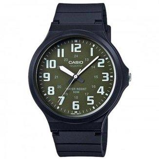 cb3b38ef246 Relógio Masculino Casio Analógico Mw2403bvdf
