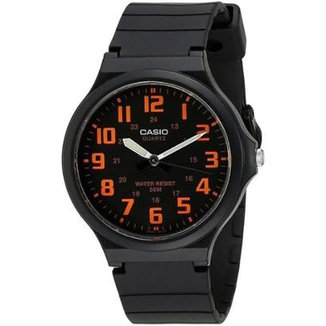 bf9beaee450 Relógio Masculino Casio Analógico Mw2404bvdf