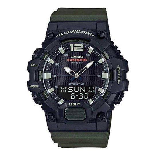 4327569dc9e Relógio Casio Masculino - Preto - Compre Agora