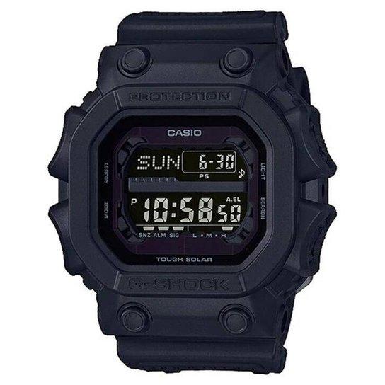c702a8686ba Relógio Casio G-Shock Masculino Energia solar - Preto - Compre Agora ...