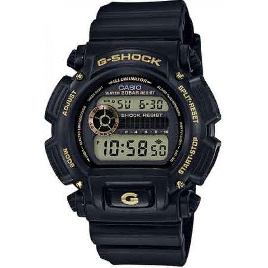f2ef1603f6d Relógio Casio G-Shock Masculino - Preto - Compre Agora