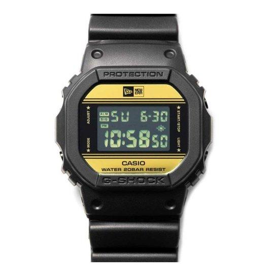 440dfe94ded Relógio G-Shock DW-5600NE-1DR - Preto - Compre Agora