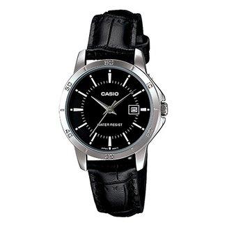 e0e4a13c3 Relógio Casio Collection Analógico LTP-V004L Feminino