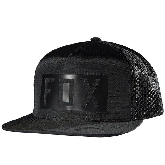 Boné Fox Boxed Out Snapback - Aba Reta - Compre Agora  fab72a5576c