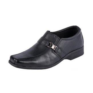 e852bca926 Sapato Social Couro Fox Shoes Masculino