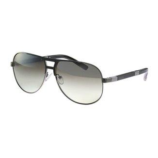 8b6032be5a820 Óculos de Sol GUESS Casual Preto