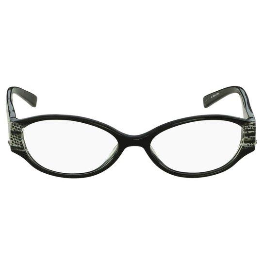 Óculos de Grau Marciano Guess Casual - Preto - Compre Agora   Zattini ffa41ef6cc
