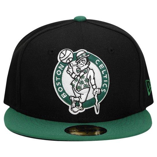 Boné New Era NBA 5950 Os Felt Boston Celtics - Compre Agora  4bf17b86f2c