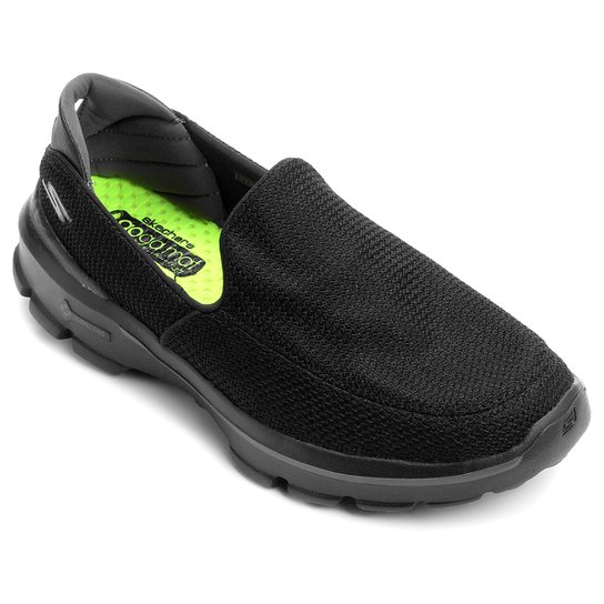15d3ca7e3 Tênis Skechers Go Walk 3 Masculino - Compre Agora