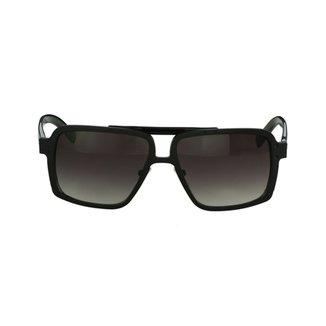 bc75aceabd670 Óculos de Sol Harley Davidson Casual Preto