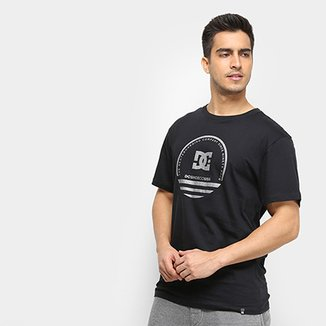 67cbc8b0ef Camiseta DC Shoes Fatal Sitting Masculina