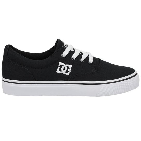 47dc53d8a59 Tênis DC Shoes New Flash 2 TX - Preto - Compre Agora