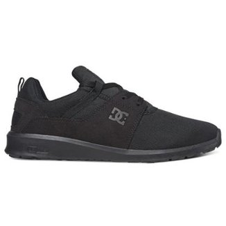 bfd5f99aa4 Tênis DC Shoes Heathrow Black Black