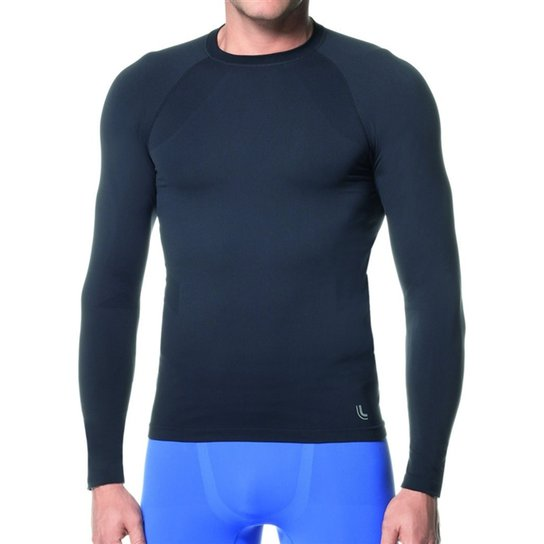 f0625c5df7cd Camiseta Térmica Lupo Sport Run - 70045-001 - Preta - Eg - Preto