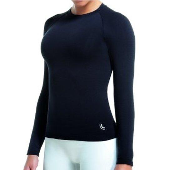 Camiseta Lupo Térmica Sport Imax - Preto - Compre Agora  e60883f2083c2