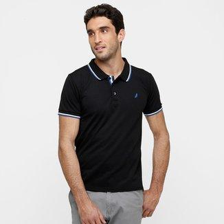 Camisa Polo Blue Bay Piquet Frisos 0007e344b8dd8