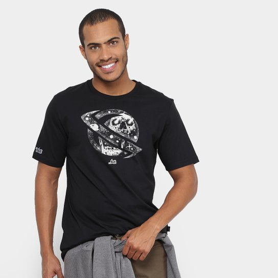 Camiseta Lost Smiling In Space Masculina - Compre Agora  ae29df923d399