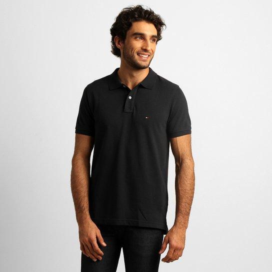 d856c246f53 Camisa Polo Tommy Hilfiger Slim Fit - Compre Agora