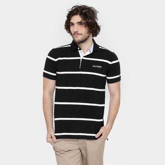 1af720665 Camisas Polo Tommy Hilfiger Piquet Regular Fit Listrada - Compre ...