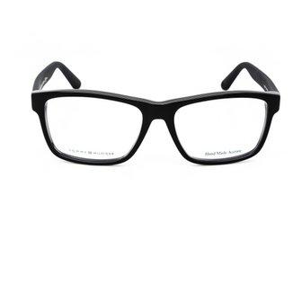 e5b7a27539e6b Armação Óculos Tommy Hilfiger TH1237 KUN