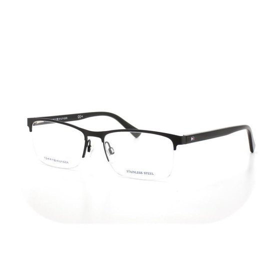 a92ffbb85 Armação De Óculos De Grau Tommy Hilfiger 1528 T 56 C 003 | Zattini