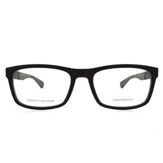 b944acce5 Óculos de Grau Tommy Hilfiger TH Masculino