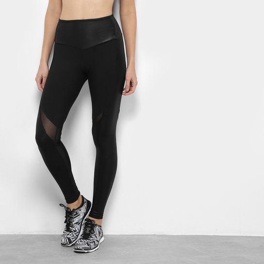 af0cf447c Calça Legging Live Tule Fly High Feminina - Compre Agora
