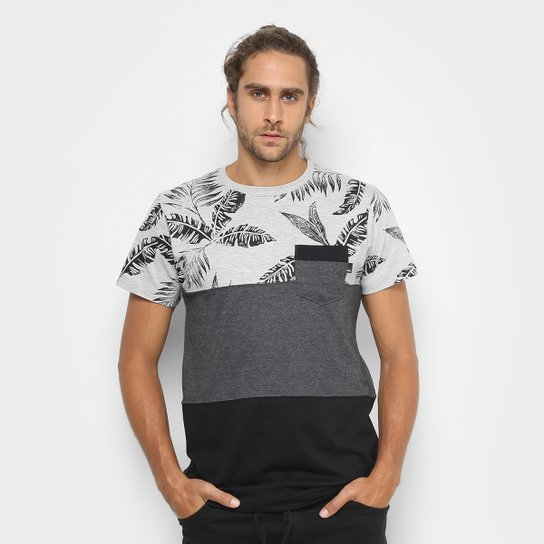 Camiseta Quiksilver Especial Mavi Masculina - Compre Agora  cc65e84ee80