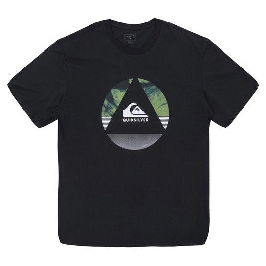 ed8125e391e5a Camiseta Quiksilver Fluid Turns Plus Size - Compre Agora