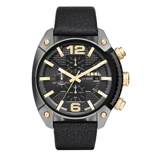 c42d1f9db02 Relógio Diesel Masculino DZ4375 0PN - Compre Agora