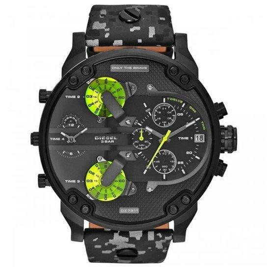 df7bd938779 Relógio Diesel Mr. Daddy 2.0 DZ7311 0PN - Compre Agora